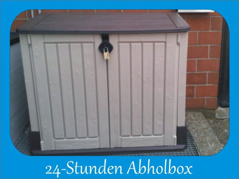 24-Stunden Abholbox
