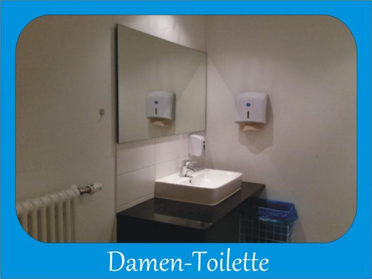 Damen-Toilette