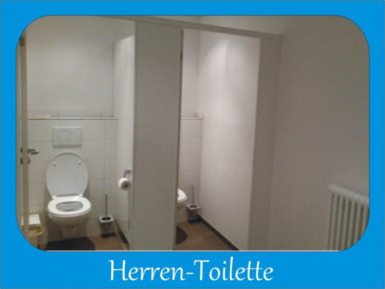 Herre-Toilette